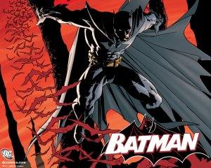 Batman as drawn by Andy Kubert