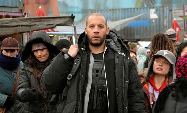 Vin Diesel in Babylon A.D