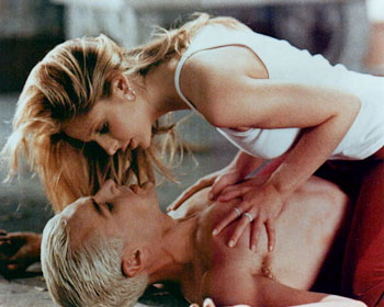 spike and buffy relationship analysis