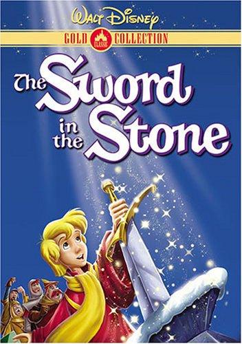 Мечь в камне. VHSRip / Sword in the Stone, The (1963) Смотреть мультфильм онлайн
