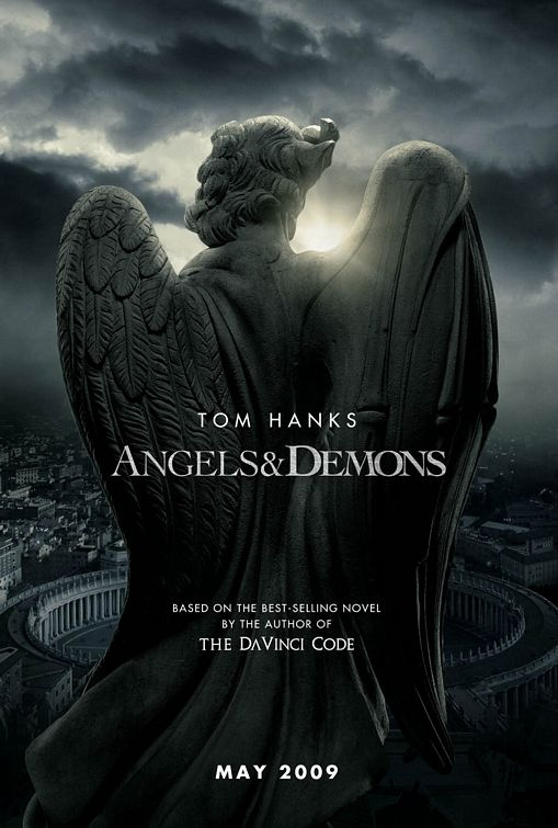 Anioły i Demony / Angels & Demons (2009) DVDRip XviD Lektor PL
