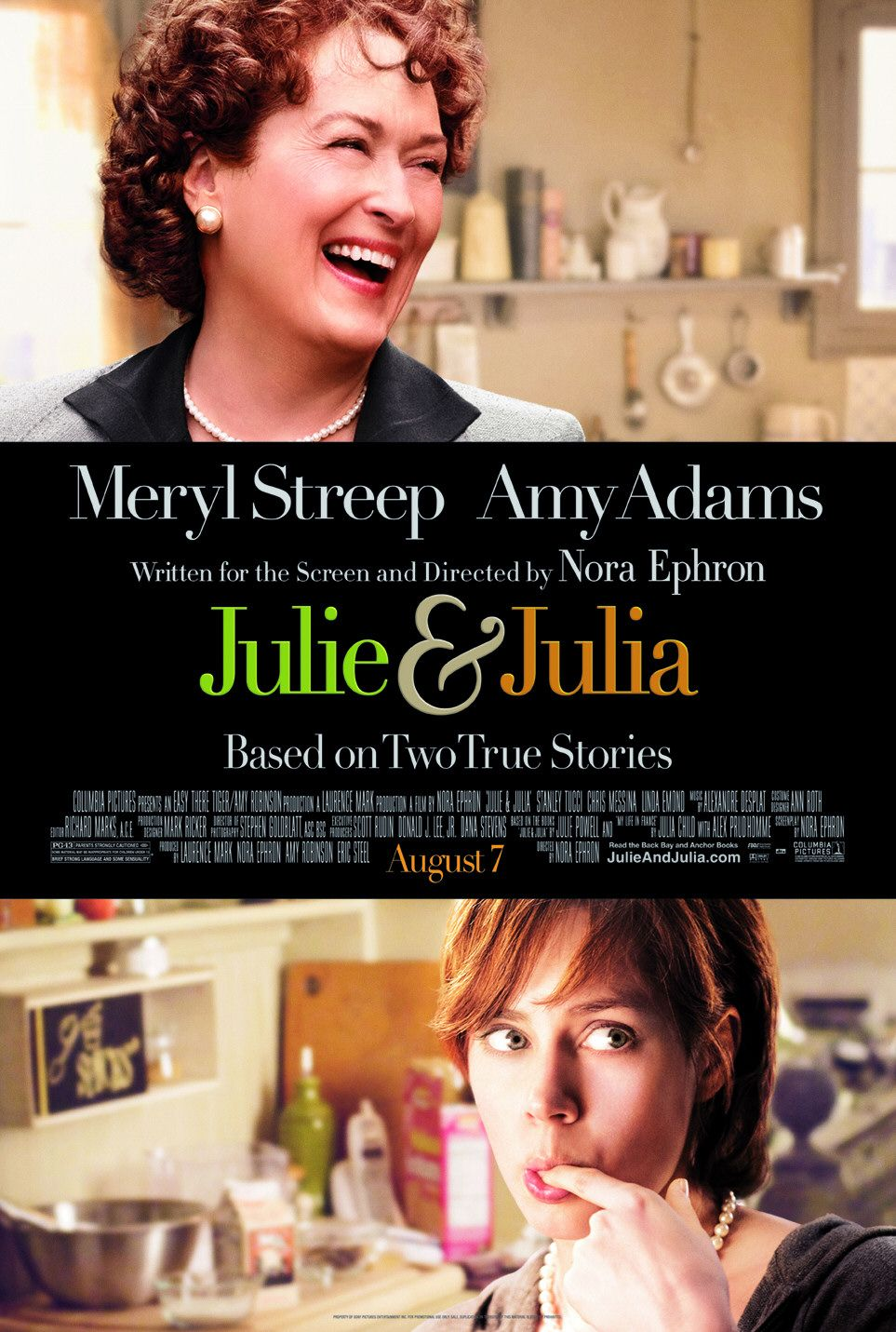 Julie   Julia Did Not Knock Me Out Of My Socks Or Surprise Me But It