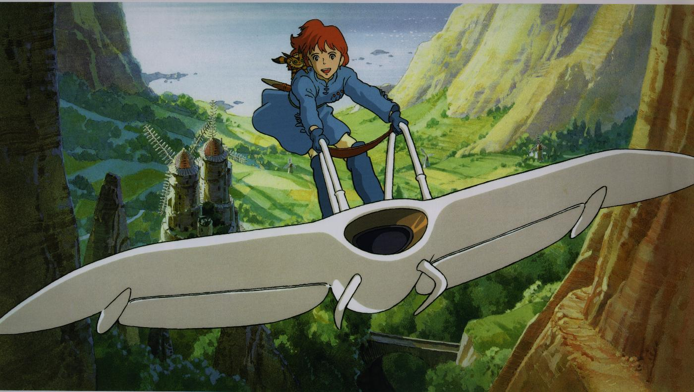 Re Watch Kaze No Tani No Naushika Nausicaa Of The Valley Of The
