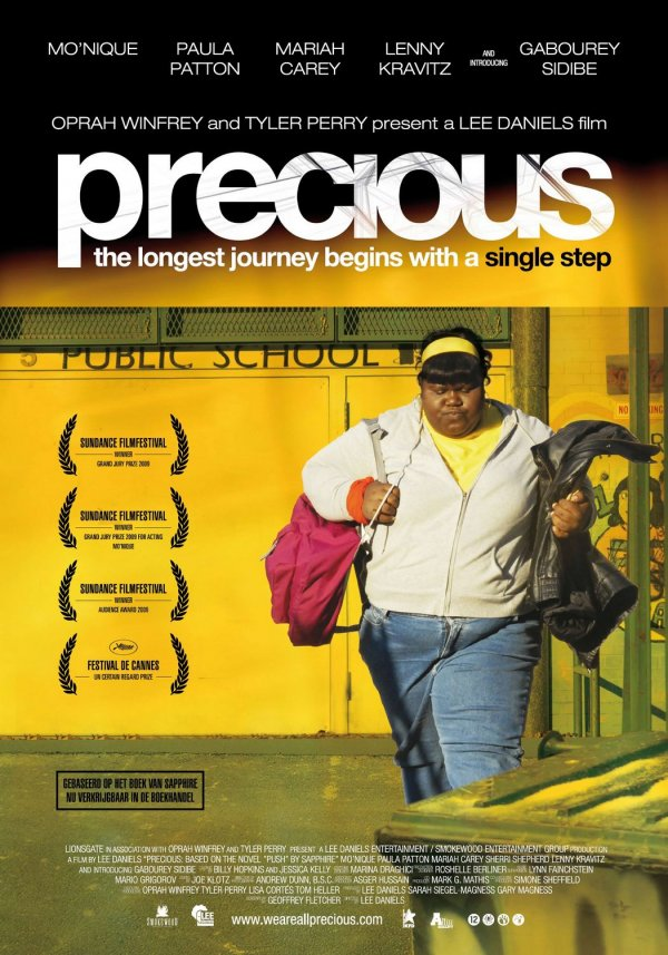 Precious: Based on the Novel Push by Sapphire (2009 ...