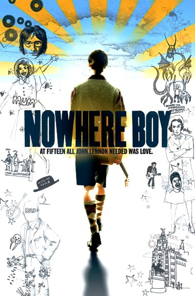 გახდე ჯონ ლენონი (ქართულად) - Nowhere Boy / Стать Джоном Ленноном (2009)