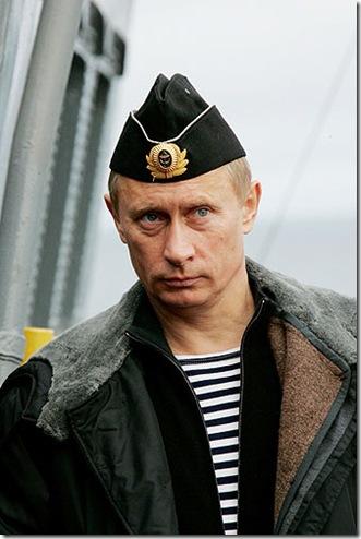 Putin panties