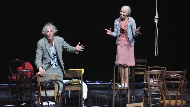 Eugene Ionesco The Chairs