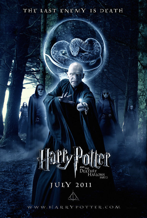 Harry Potter And The Deathly Hallows Part 2 2011 Kalafudra S Stuff