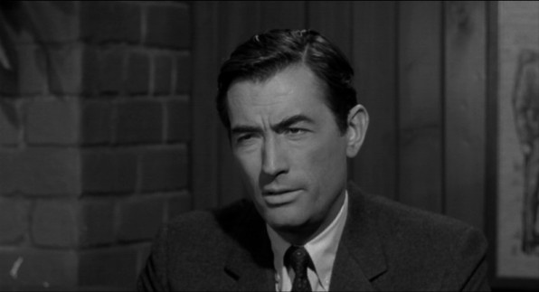 Image result for gregory peck, cape fear