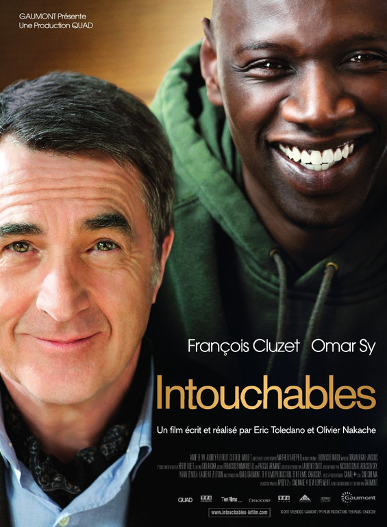 'Intouchables' hits UK screens on Friday 21 September