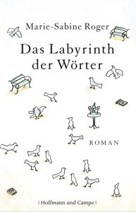 I read it in German, so you're getting the German cover.