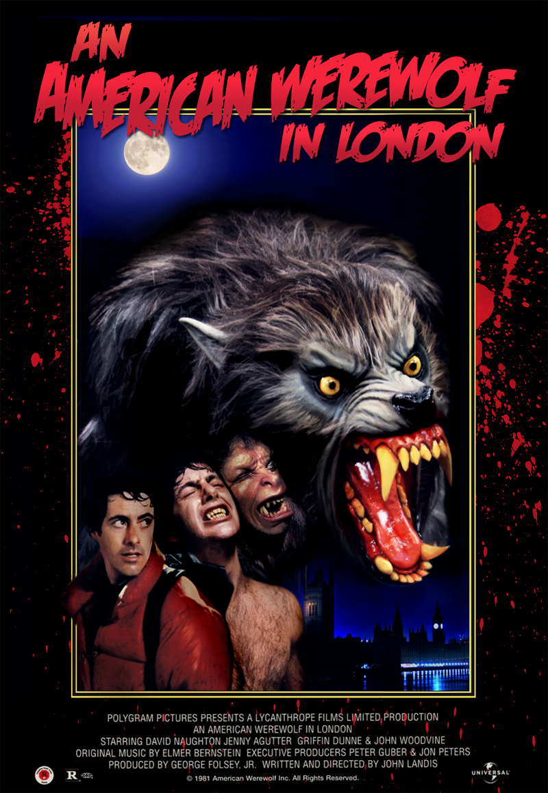 An American Werewolf in London (1981) | kalafudra's Stuff