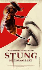 stung