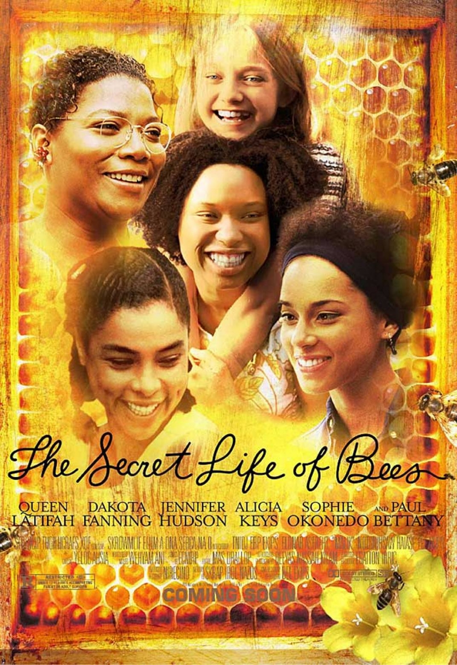 a review of the film the secret life of bees Thanks for watching today i share my thoughts on the secret life of bees by sue monk kidd did you miss my last video.