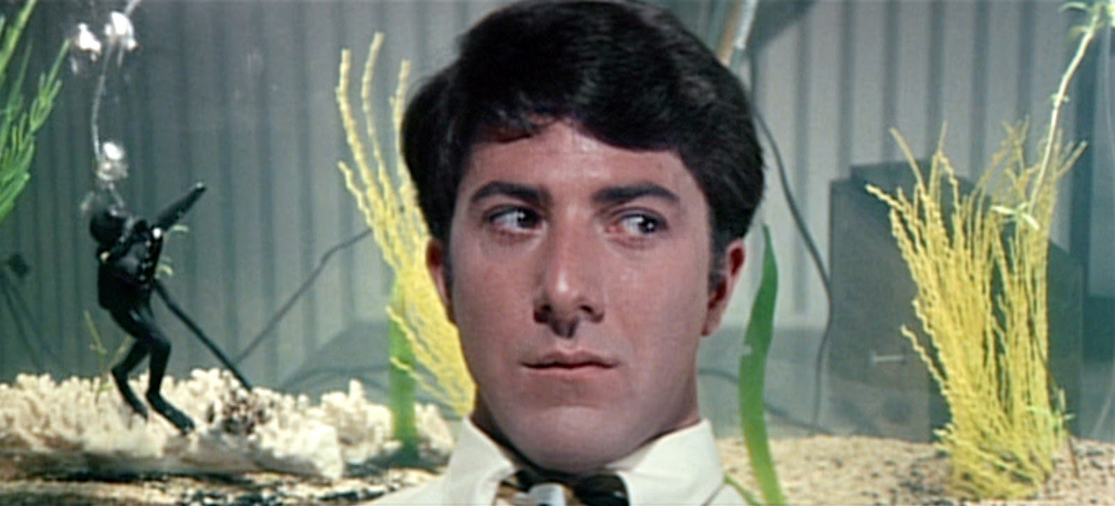 Dustin Hoffman The Graduate Tshirts