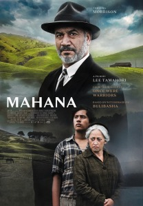 "Film Poster of ""Mahana"""