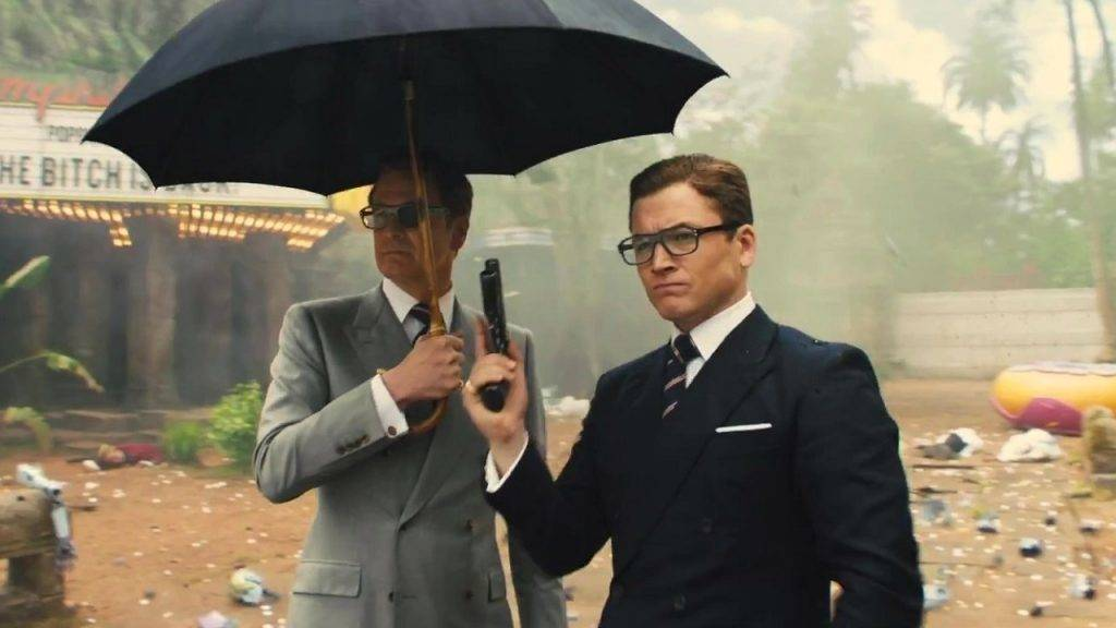 Kingsman: The Golden Circle (2017) | kalafudra's Stuff
