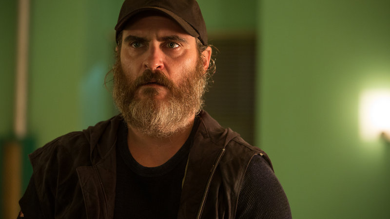 Joaquin Phoenix in the film.