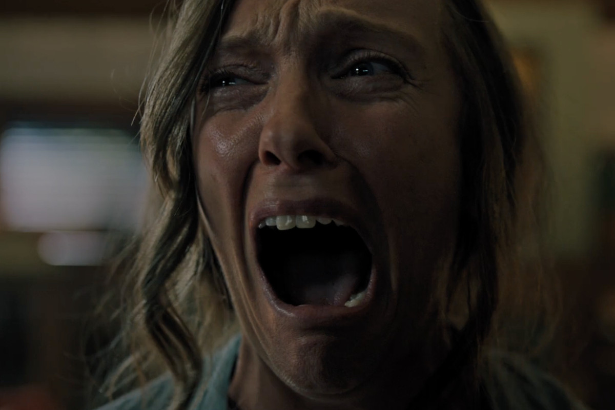 Toni Collette in the film.