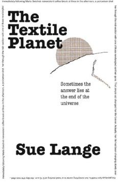 A very simple, almost entirely black and white book cover.