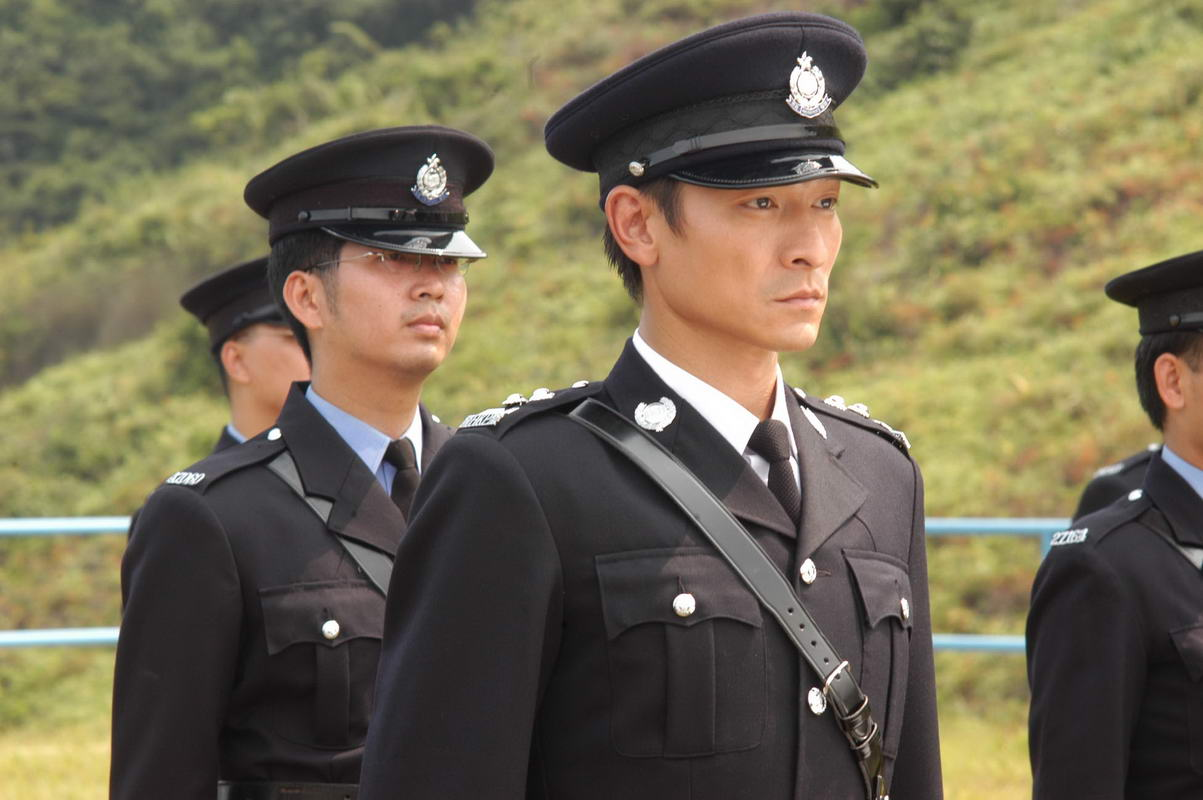 Andy Lau in the film.