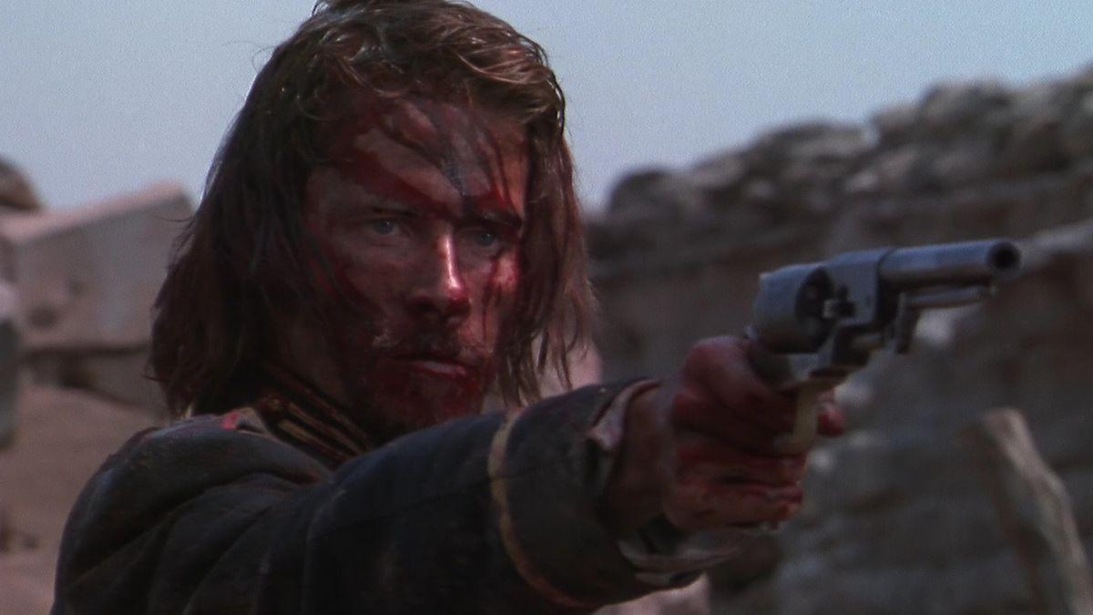 Guy Pearce in the film.