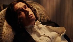 Rupert Everett (Oscar Wilde) in the Happy Prince.