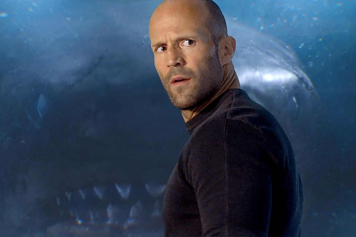 Jason Statham in the film.