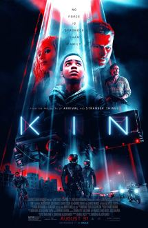 The film poster showing Zoe Kravitz, Myles Truitt, Jack Reynor and James Franco over a weapon and two masked people.