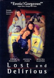 The film poster showing Mischa Barton, Jessica Paré and Piper Perabo lounging on a bed.
