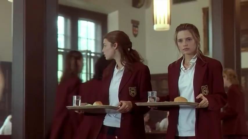 Jessica Paré and Mischa Barton in the film.