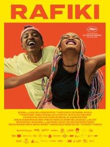 The film poster shwoing Samantha Mugatsia and Sheila Munyiva.