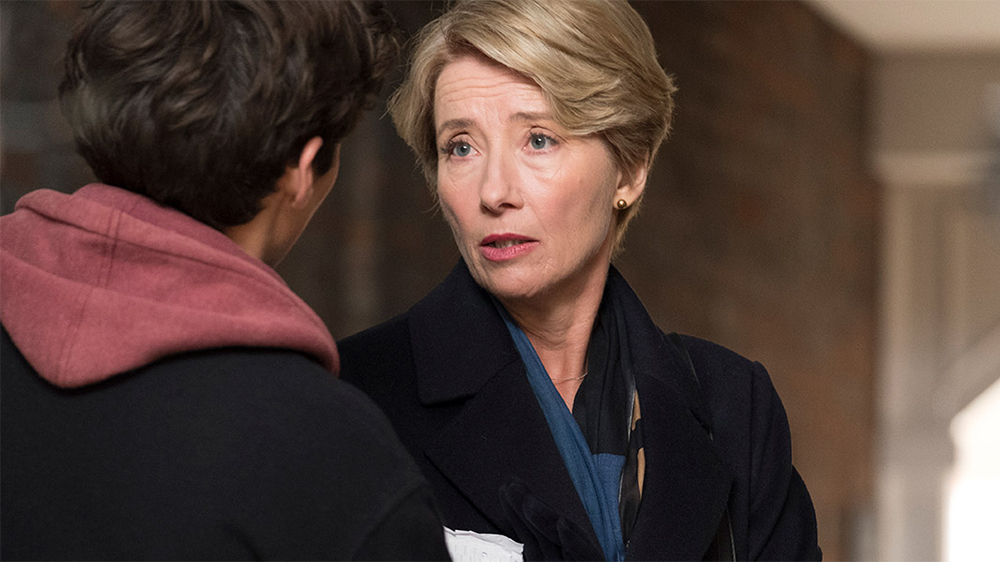 Emma Thompson in the film.