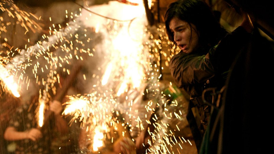 Anne Curtis in the film.