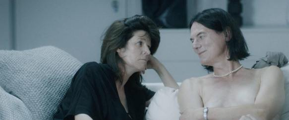 Laura Benson and Hanna Hofmann in the film.