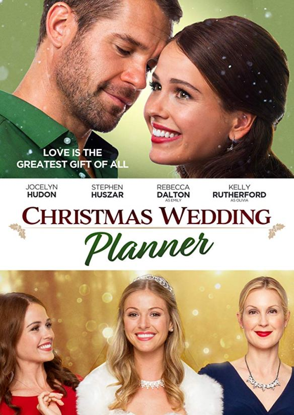 The flm poster showing a smiling couple in the upper half and three women in the lower.