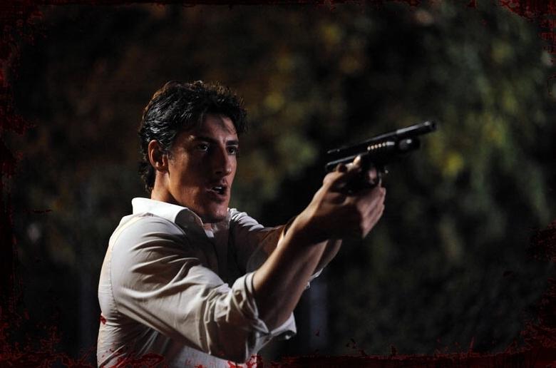 Eric Balfour in the film.