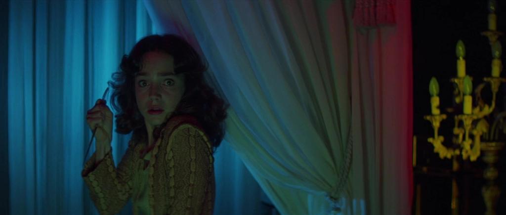 Jessica Harper in the film