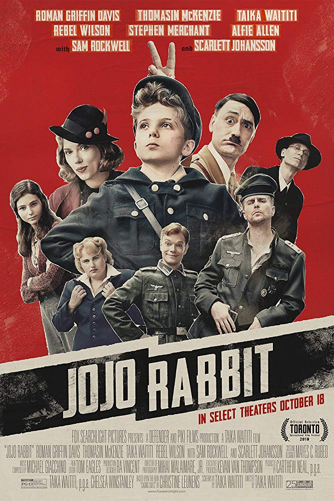 The film poster showing the film's main characters.