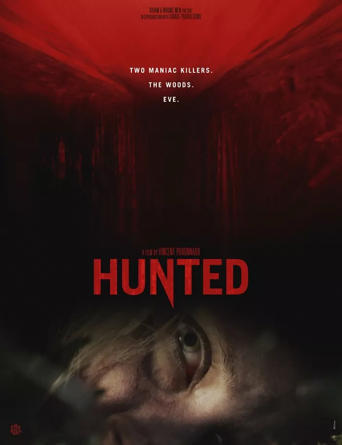 Hunted (2020) Tamil Dubbed (Voice Over) & English [Dual Audio] WebRip 720p [1XBET]
