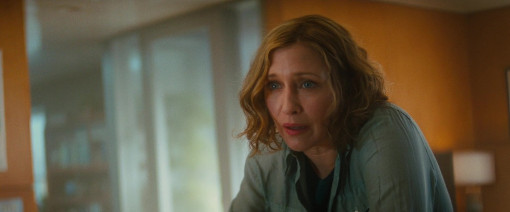 Emma Russell (Vera Farmiga) with a concerned face.